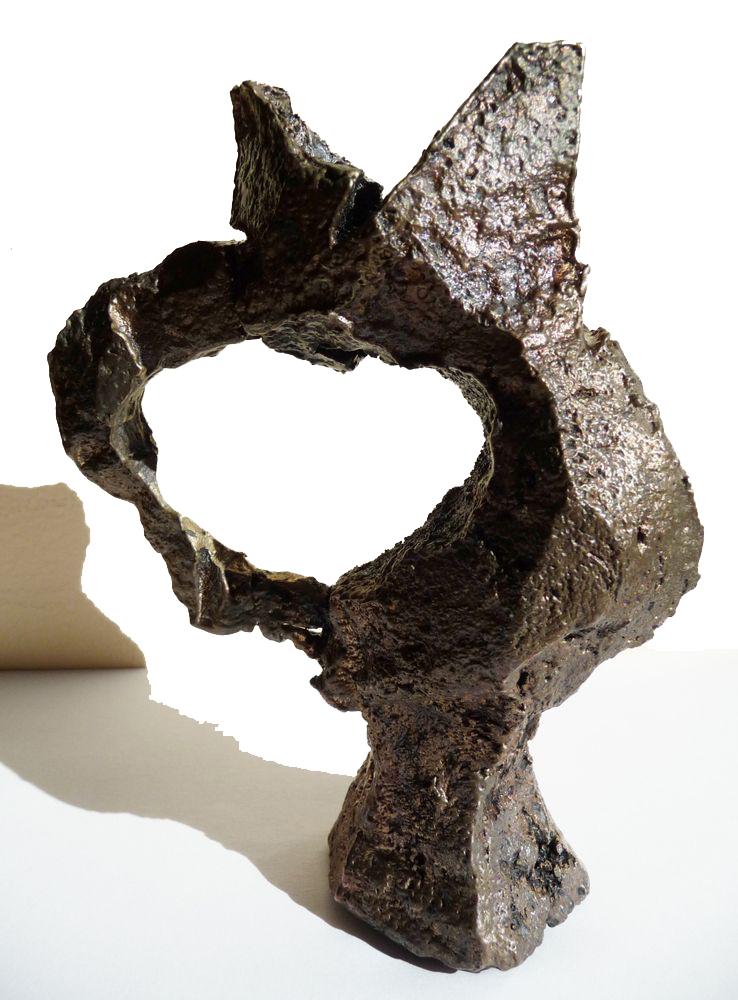 Bronze Vase #3